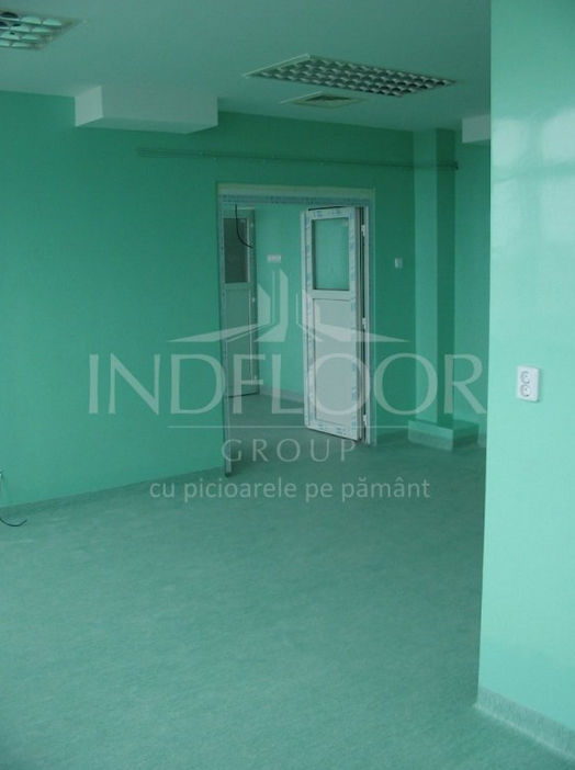 Covor PVC - Spitalul Clinic de Recuperare - Cluj-Napoca TARKETT - Poza 39