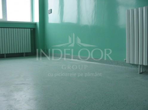 Lucrari, proiecte Covor PVC - Spitalul Clinic de Recuperare - Cluj-Napoca TARKETT - Poza 41