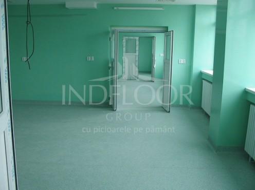 Lucrari, proiecte Covor PVC - Spitalul Clinic de Recuperare - Cluj-Napoca TARKETT - Poza 43