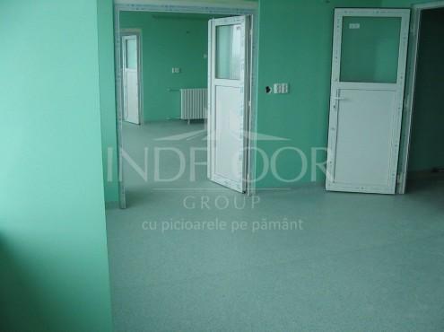 Lucrari, proiecte Covor PVC - Spitalul Clinic de Recuperare - Cluj-Napoca TARKETT - Poza 44