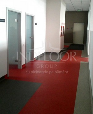 Lucrari, proiecte Covor PVC - sediu PI Technologies - Cluj TARKETT - Poza 45