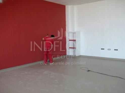 Lucrari, proiecte Covor PVC - sediu PI Technologies - Cluj TARKETT - Poza 53