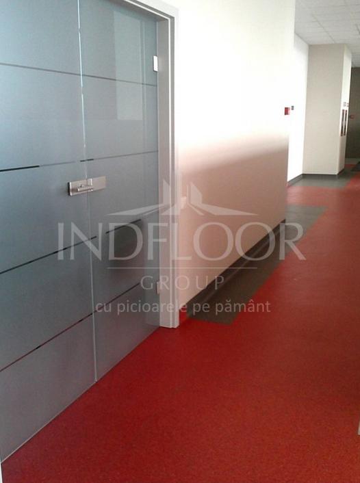 Covor PVC - sediu PI Technologies - Cluj TARKETT - Poza 54