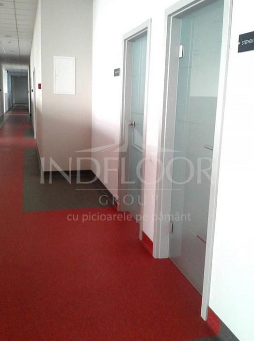 Covor PVC - sediu PI Technologies - Cluj TARKETT - Poza 55