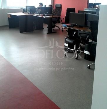 Lucrari, proiecte Covor PVC - sediu PI Technologies - Cluj TARKETT - Poza 57