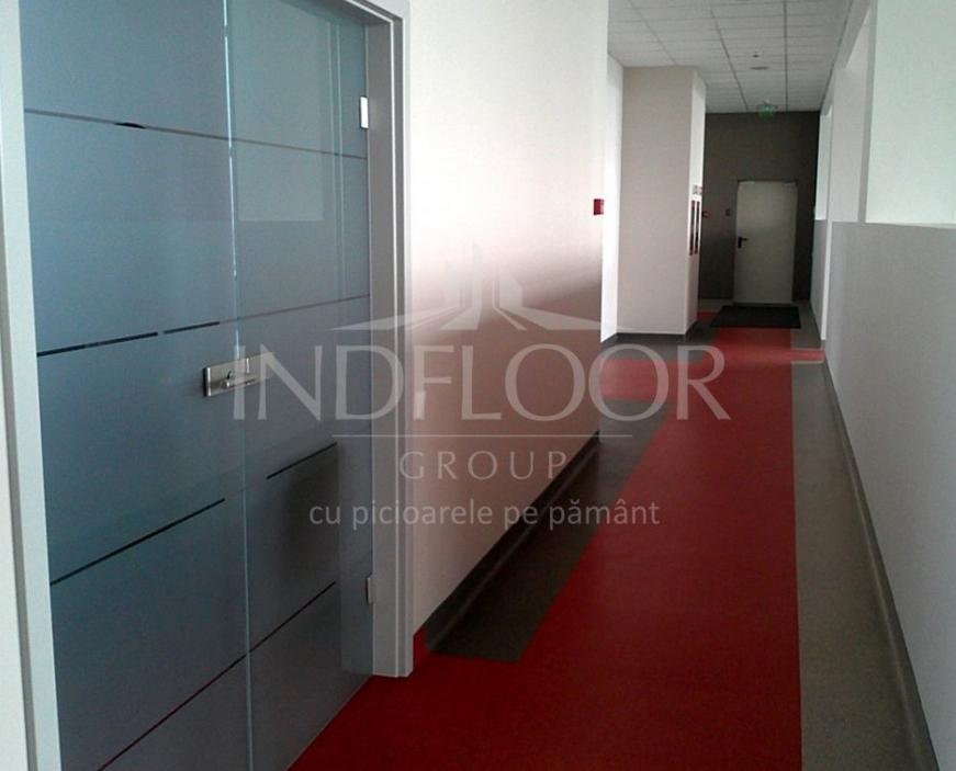 Covor PVC - sediu PI Technologies - Cluj TARKETT - Poza 60