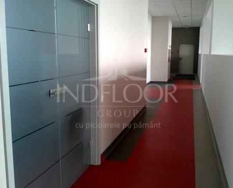 Lucrari, proiecte Covor PVC - sediu PI Technologies - Cluj TARKETT - Poza 60