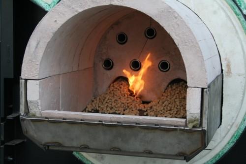 Arzator industrial cu functionare automata pe pellet PELLTECH - Poza 4