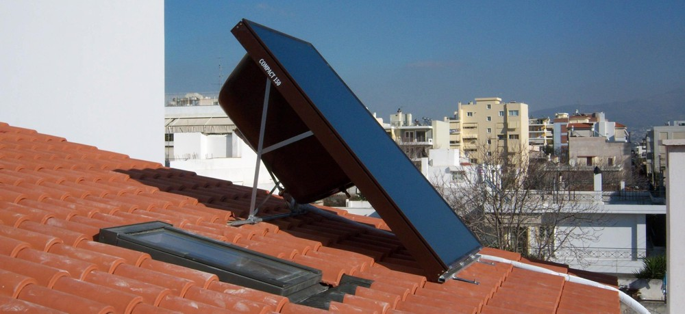 Sistem solar cu boiler incorporat COMPACT THERMOSTAHL - Poza 2