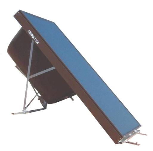 Sistem solar cu boiler incorporat COMPACT THERMOSTAHL - Poza 1