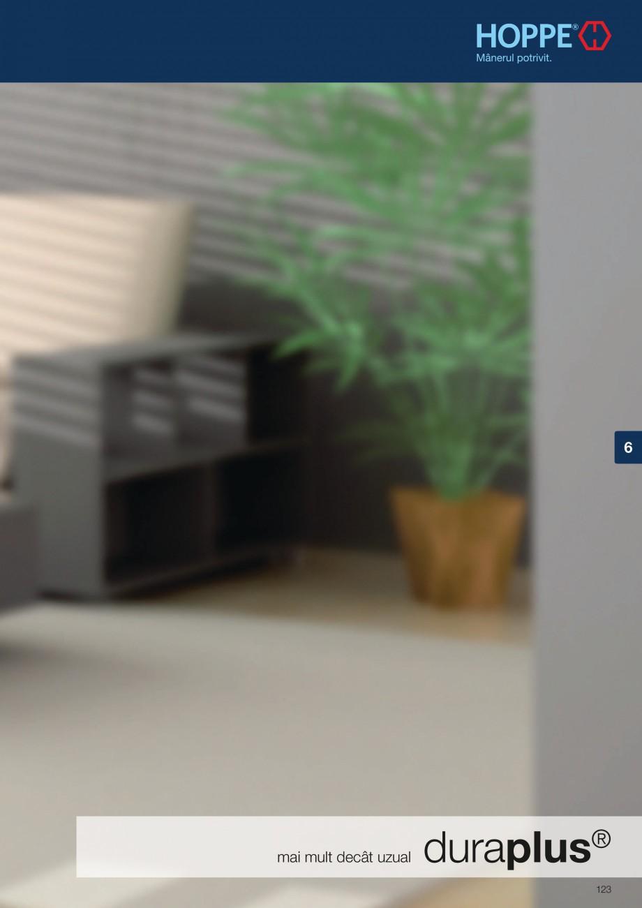 Pagina 123 - Manere pentru usi si fereastre - Gama de produse de baza 2013 HOPPE Acapulco M1558, Las...