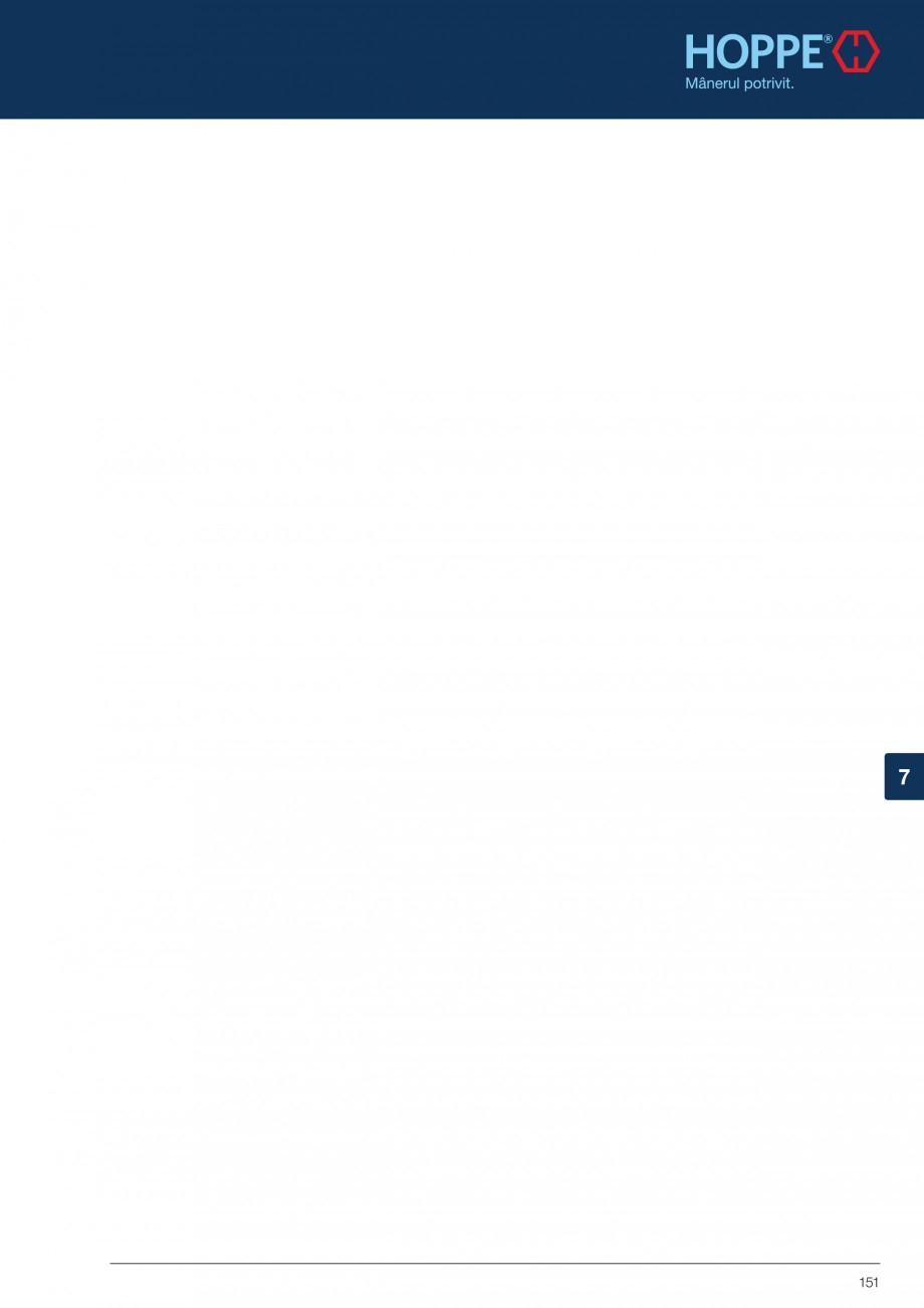 Pagina 151 - Manere pentru usi si fereastre - Gama de produse de baza 2013 HOPPE Acapulco M1558, Las...