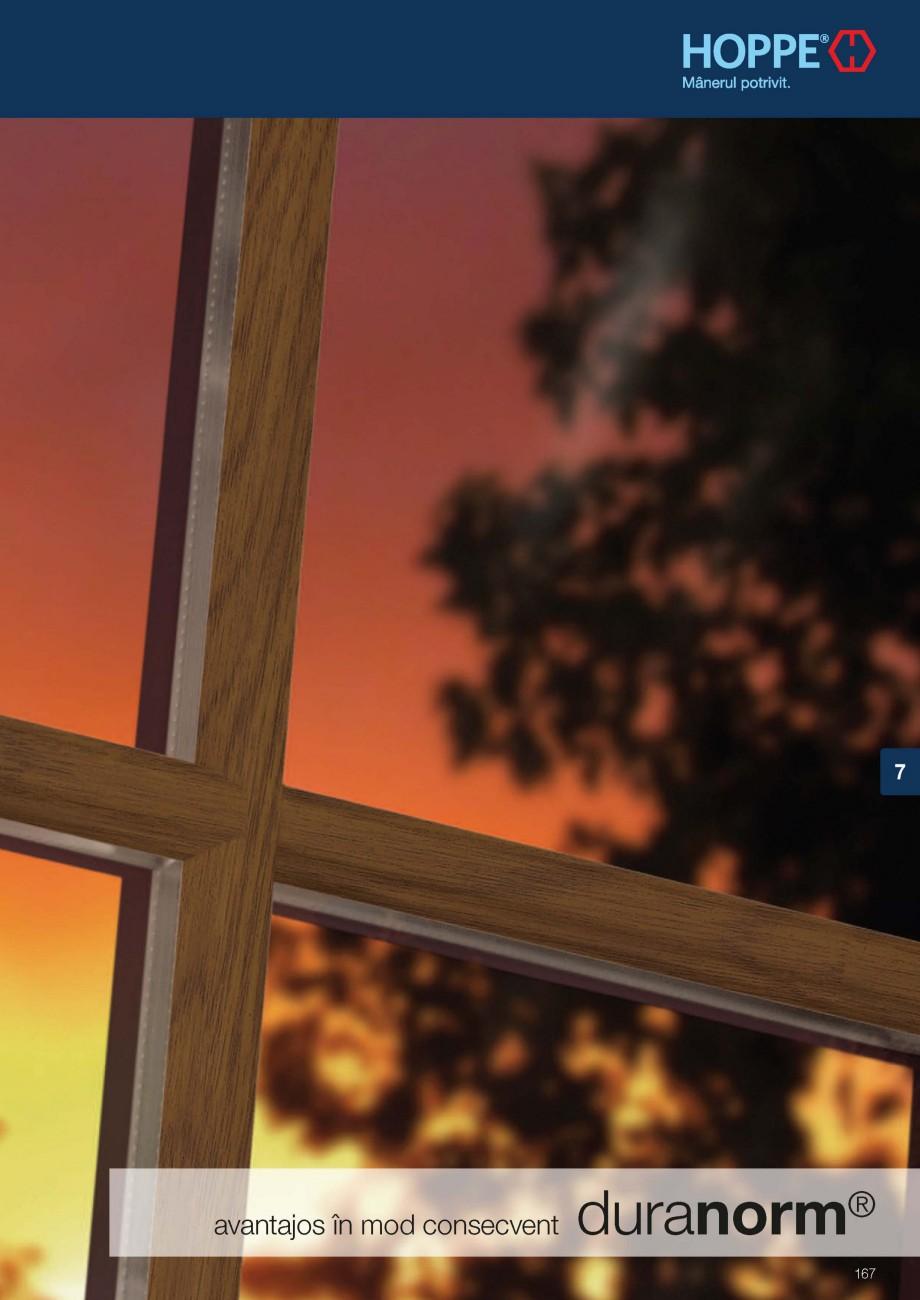 Pagina 25 - Manere pentru ferestre HOPPE Acapulco M0558, Las Vegas E0440, Monte Carlo M0550, Phoenix...