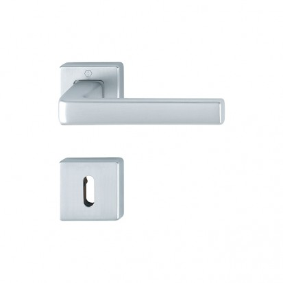 Manere si rozete pentru usi de interior duranorm®  - set / Maner Dublin 1124