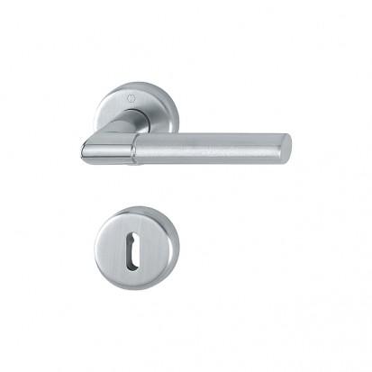 Manere si rozete pentru usi de interior duranorm®  - set / Maner Lucca M1955