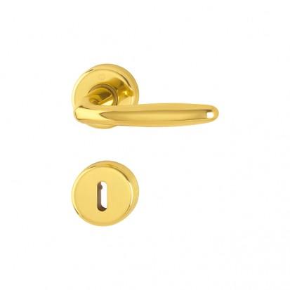 Manere si rozete pentru usi de interior duranorm®  - set / Maner Roissy M1941