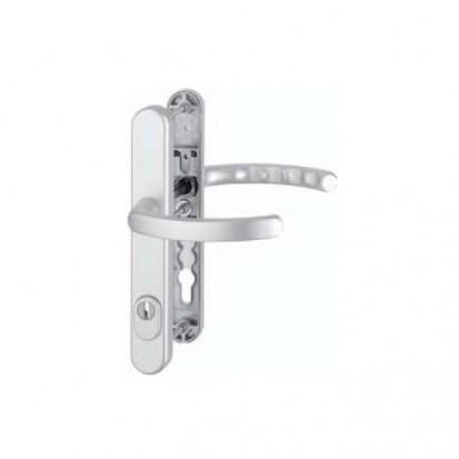 Manere pentru usi din profil si manere antiefractie duraplus® / Set de manere cu sild Luxembourg 1500