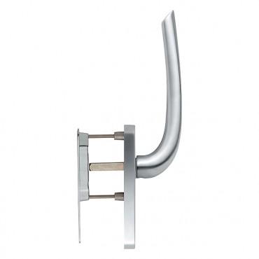 Prezentare produs Maner pentru usa glisanta cu ridicare din alama Monte Carlo HS-M550 HOPPE - Poza 2