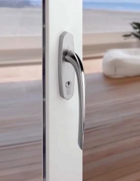 Prezentare produs Set de manere pentru usa glisanta cu ridicare HOPPE - Poza 1