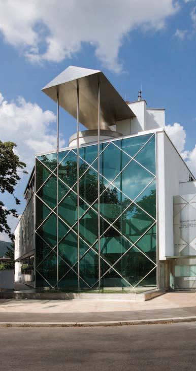 Proiecte de referinta internationale (selectie) / Rztehaus - Baden bei Wien