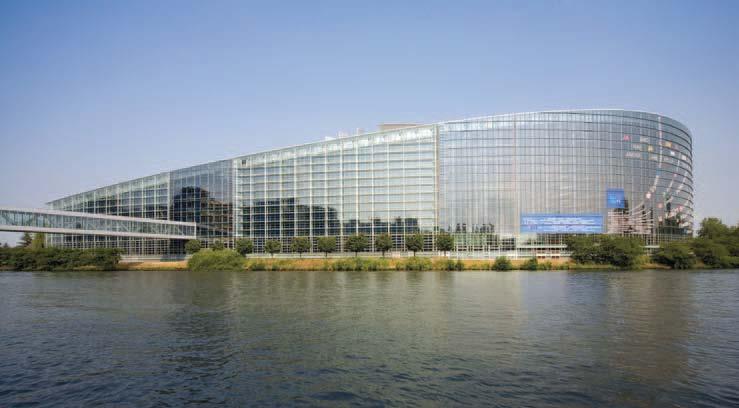 Parlement Européen - Strasbourg HOPPE - Poza 6