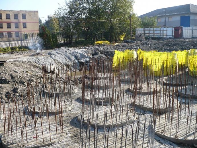 Ansamblu rezidential 5 blocuri D + P + 10 E + M Str. Stejarului Noua Brasov, 2008-2009  - Poza 2