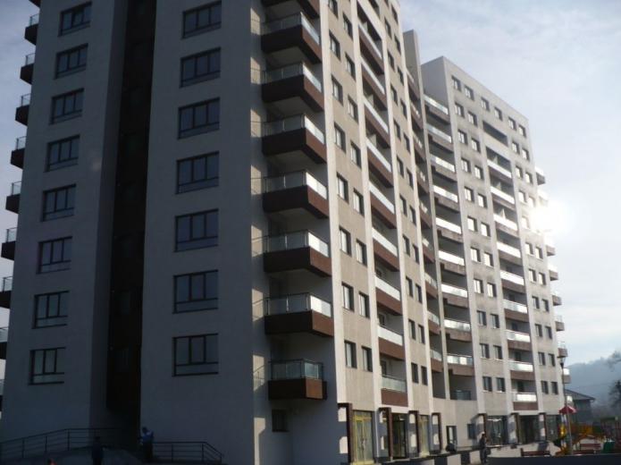 Ansamblu rezidential 5 blocuri D + P + 10 E + M Str. Stejarului Noua Brasov, 2008-2009  - Poza 3