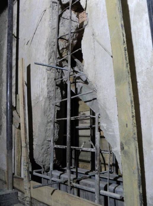 Consolidare planseu capac la silozul de klinker - Lafarge Hoghiz  - Poza 9