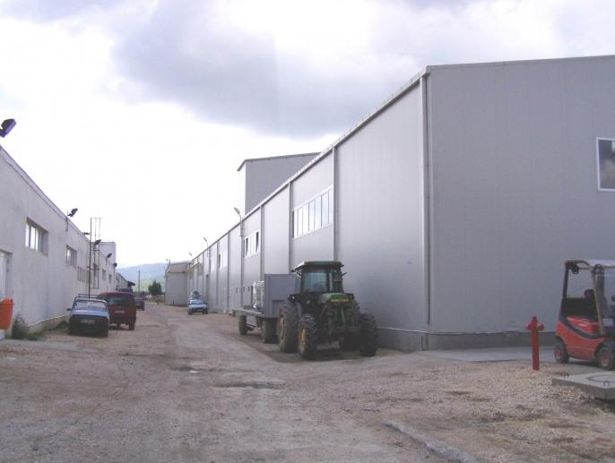 Fabrica de confectii Sacele Brasov - Rouleau Guichard France, 2001 - 2004  - Poza 2
