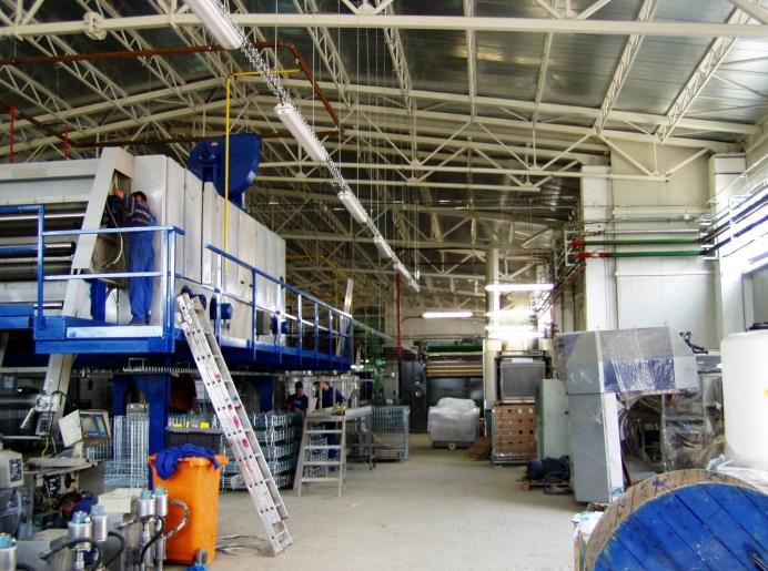 Fabrica de confectii Sacele Brasov - Rouleau Guichard France, 2001 - 2004  - Poza 3