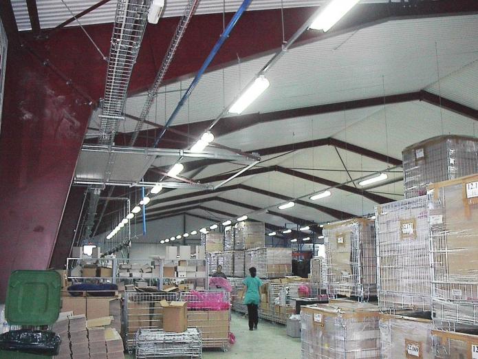 Fabrica de confectii Sacele Brasov - Rouleau Guichard France, 2001 - 2004  - Poza 4