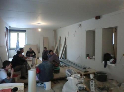 Proiect de consolidare a imobilului de pe Str. Mr. Cranta (recompartimentare + sustinere planseu de lemn)  - Poza 7