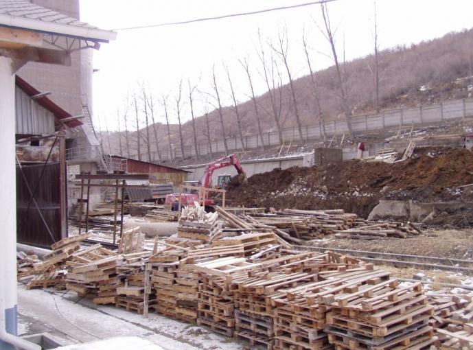 Stabilizare versant si proiectare cladire industriala - Carmeuse Campulung  - Poza 1