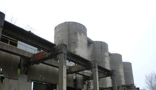 Statia de incarcare si terminal ciment - Lafarge - Cluj Napoca  - Poza 1