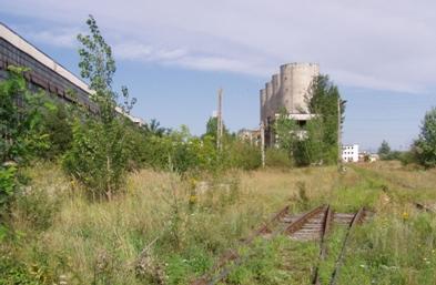 Statia de incarcare si terminal ciment - Lafarge - Cluj Napoca  - Poza 7