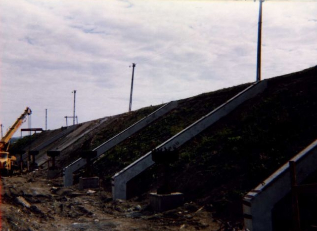 Statie de descarcare carburant - Zarnesti, 2002  - Poza 2