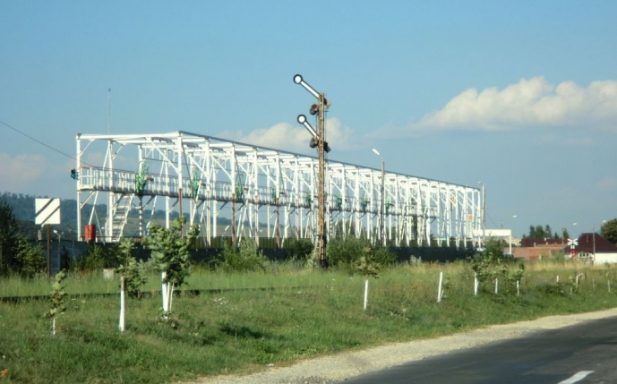 Statie de descarcare carburant - Zarnesti, 2002  - Poza 4