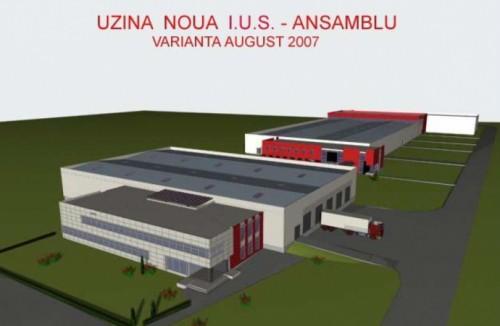 Uzina noua IUS - Brasov, 2007- 2010  - Poza 1