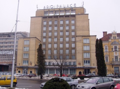 Hotel Aro - Palace - Expertiza Tehnica - Corp Vechi - Brasov, 2005  - Poza 1