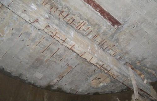 Consolidare castel de apa 2000 mc - Lafarge Hoghiz CERENG CONSULT - Poza 3