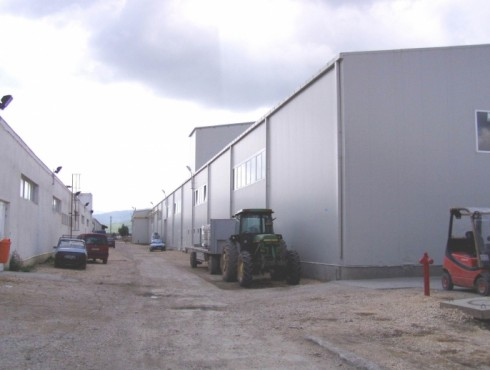 Fabrica de confectii Sacele Brasov - Rouleau Guichard (France) 2001 - 2004 CERENG CONSULT - Poza 2