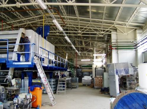 Fabrica de confectii Sacele Brasov - Rouleau Guichard (France) 2001 - 2004 CERENG CONSULT - Poza 3