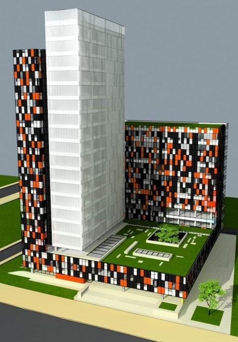 Imobil birouri, Calea Bucuresti - Brasov,  2007- 2009 CERENG CONSULT - Poza 1