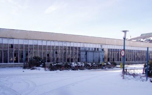 Reconversie  Hala T39 - Tractorul Brasov CERENG CONSULT - Poza 1
