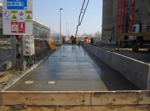 Statia de incarcare si terminal ciment Lafarge - Cluj Napoca CERENG CONSULT - Poza 2