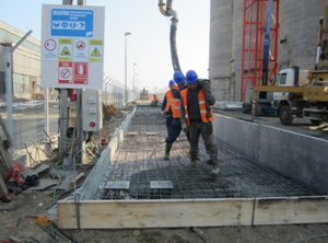 Statia de incarcare si terminal ciment Lafarge - Cluj Napoca CERENG CONSULT - Poza 3