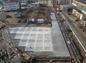 Statia de incarcare si terminal ciment Lafarge - Cluj Napoca CERENG CONSULT - Poza 4