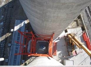 Statia de incarcare si terminal ciment Lafarge - Cluj Napoca CERENG CONSULT - Poza 5