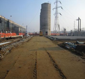 Statia de incarcare si terminal ciment Lafarge - Cluj Napoca CERENG CONSULT - Poza 8
