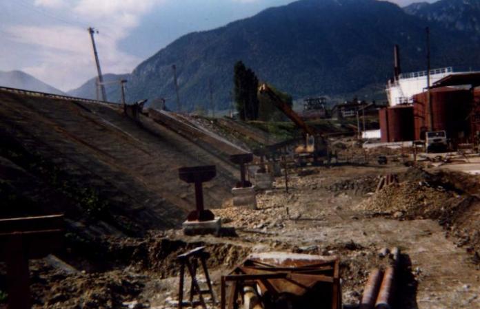 Statie de descarcare carburant - Zarnesti, 2002 CERENG CONSULT - Poza 1